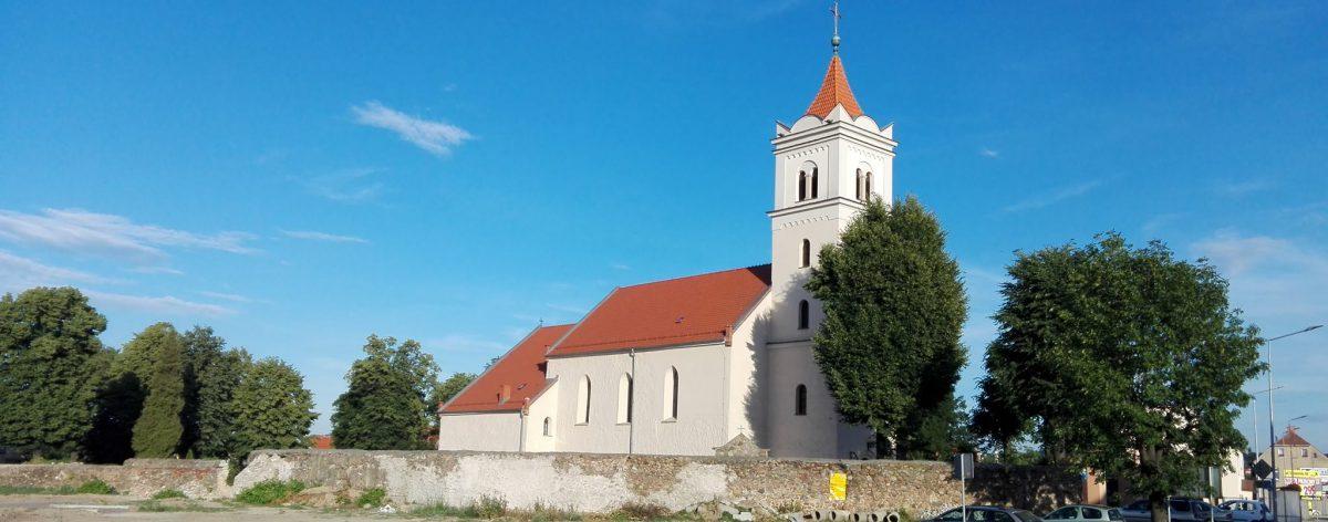 Parafia św. Franciszka z Asyżu w Świebodzicach
